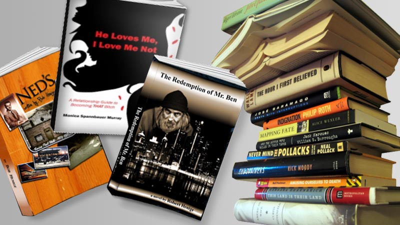 We Print Your Books